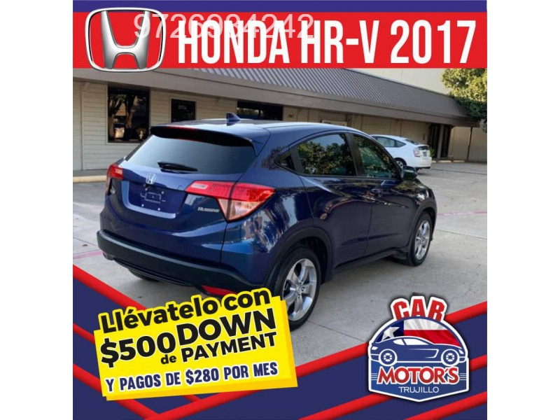 Honda HR-V 2017 price $500 Down