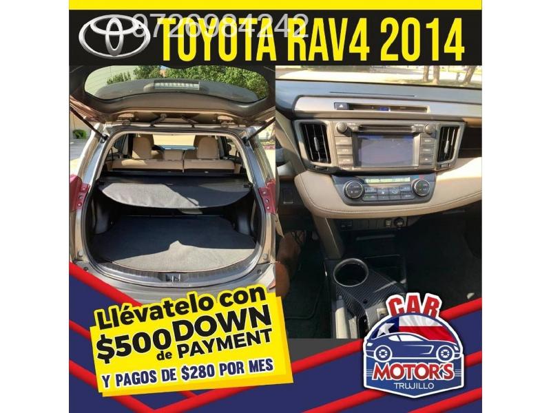 Toyota RAV4 2014 price $500 Down