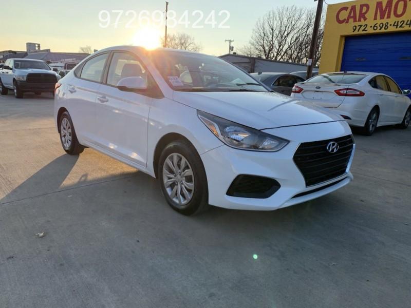 Hyundai ACCENT 2020 price $999 Down