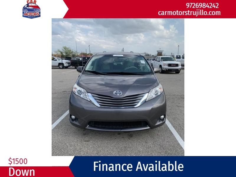 Toyota SIENNA 2013 price $999 Down