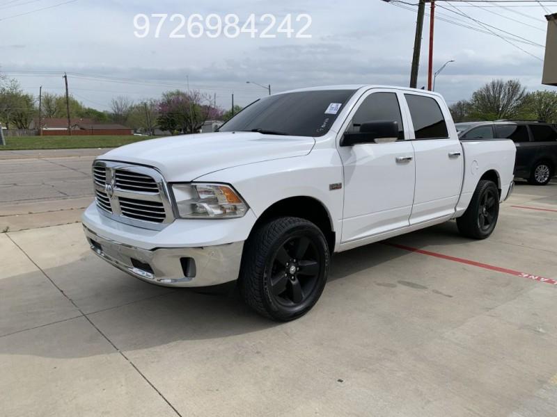 RAM 1500 2018 price $2,500 Down
