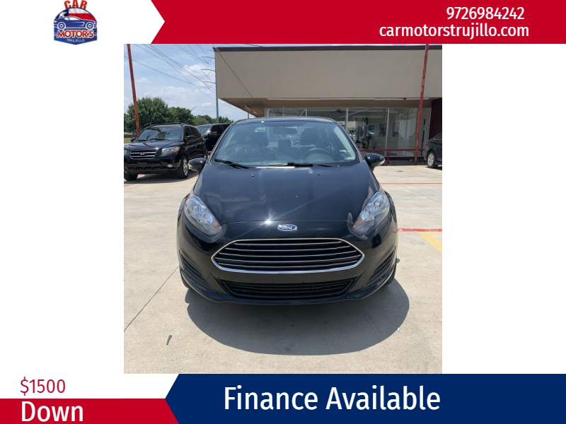 Ford FIESTA 2019 price $999 Down