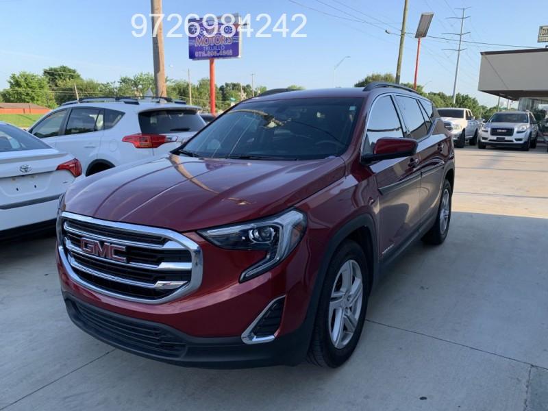 GMC TERRAIN 2018 price $999 Down