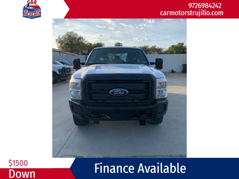 FORD F350 2011 price $2,500 Down