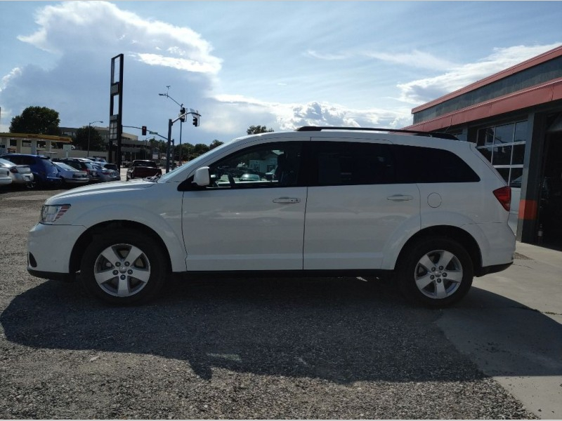 DODGE JOURNEY 2012 price $9,200