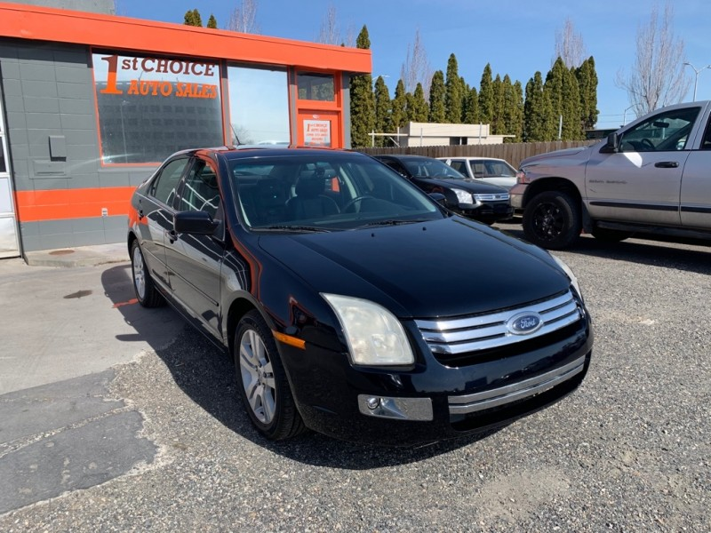 FORD FUSION 2009 price $6,450