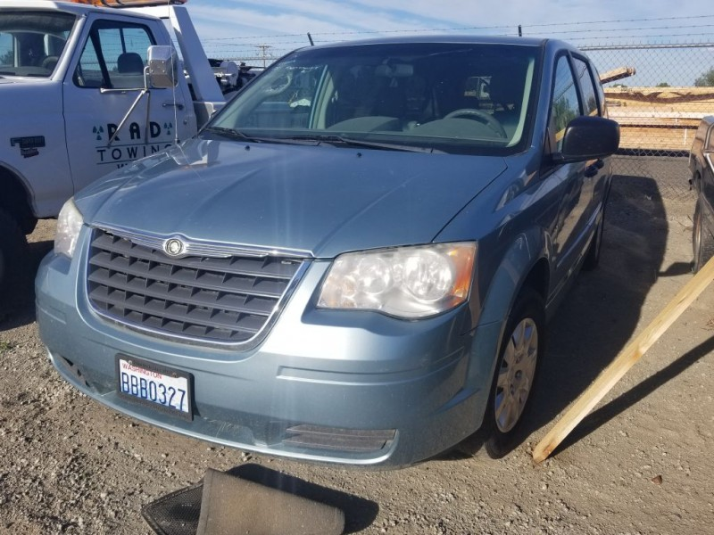 Chrysler TOWN & COUNTRY 2008 price $6,110
