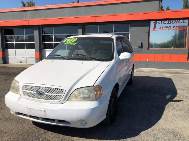 KIA SEDONA 2005 price $3,400