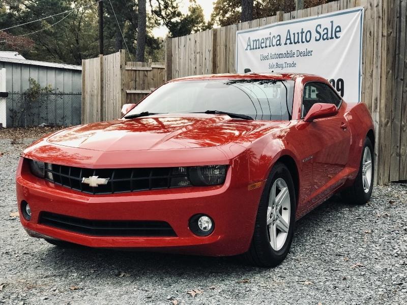 Chevrolet Camaro 2010 price $8,999 Cash