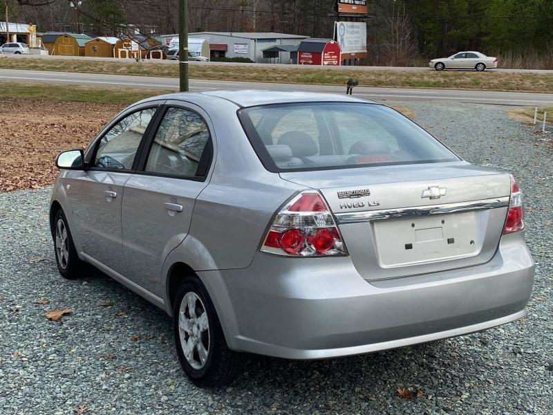 Chevrolet Aveo 2008 price $2,950