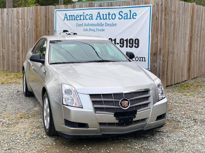 Cadillac CTS 2008 price $5,999
