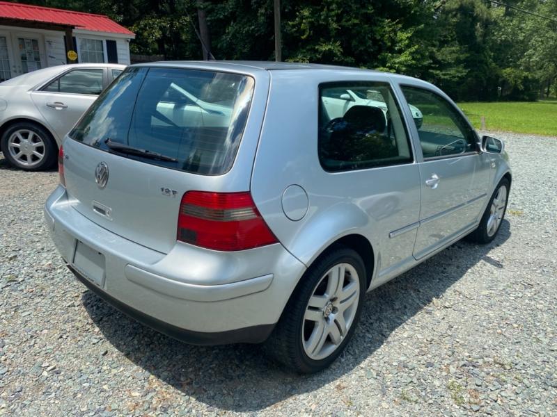 Volkswagen GTI 2003 price $4,799