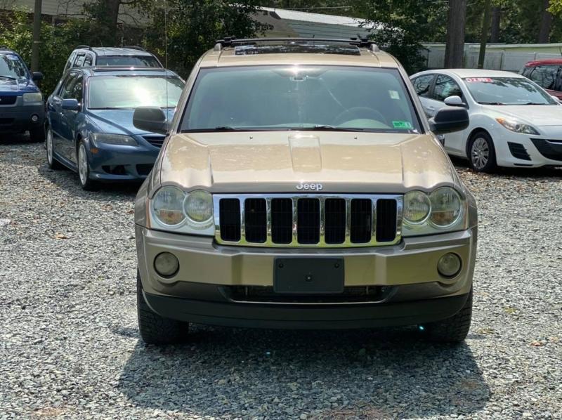 Jeep Grand Cherokee 2005 price $5,995