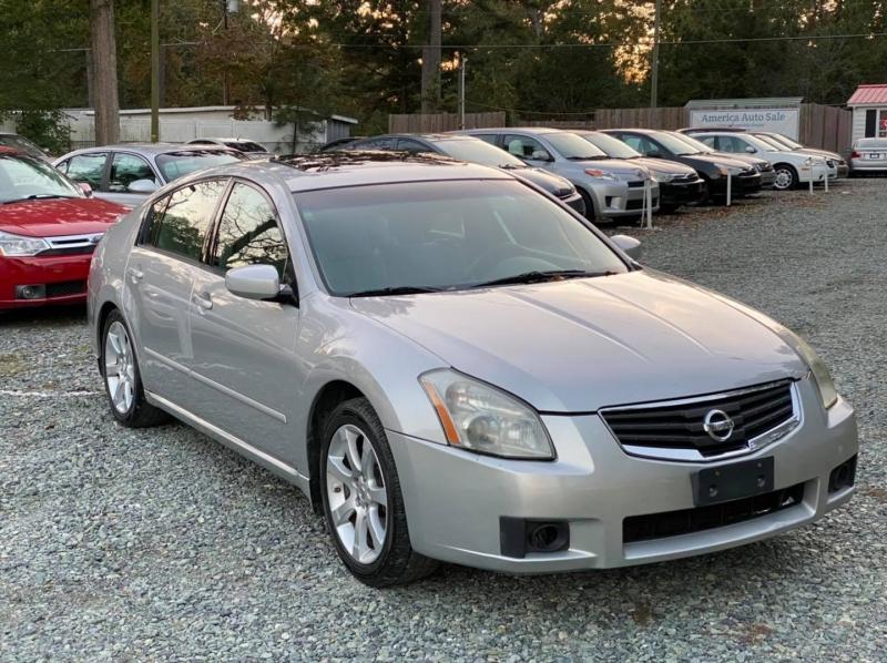 Nissan Maxima 2007 price $4,999