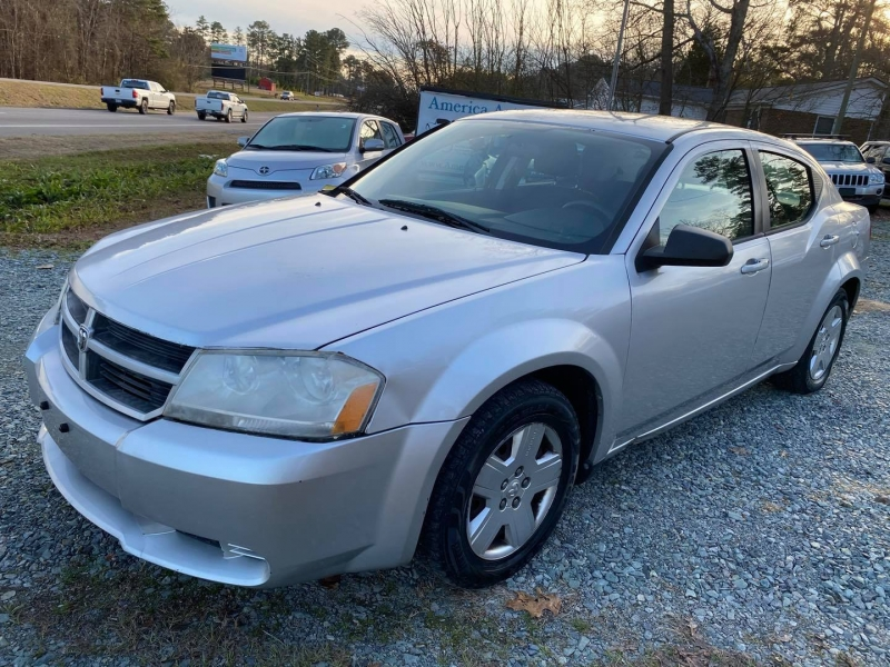 Dodge Avenger 2010 price $2,999