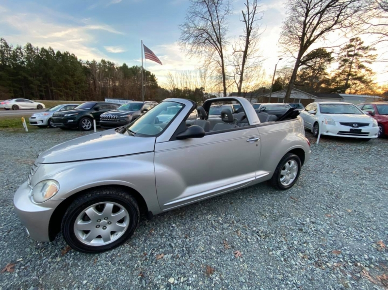 Chrysler PT Cruiser 2007 price $2,999