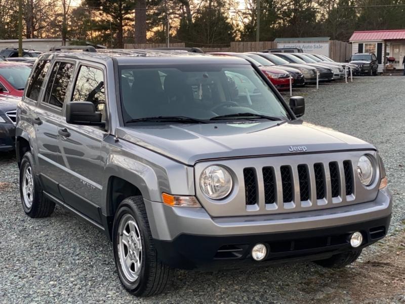 Jeep Patriot 2015 price $6,999
