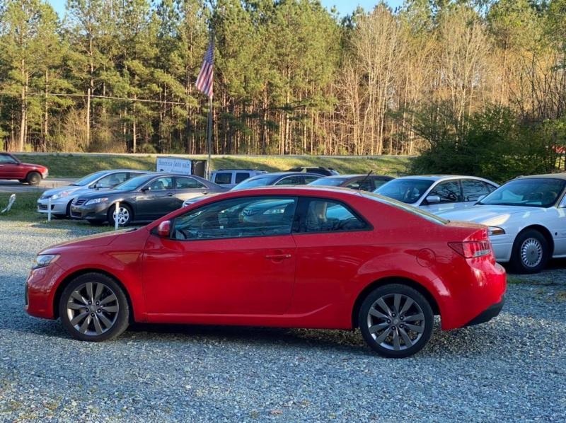 Kia Forte Koup 2012 price $5,900