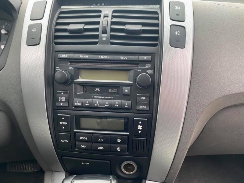 Hyundai Tucson 2006 price $4,950