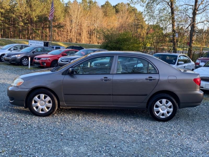Toyota Corolla 2006 price $3,400