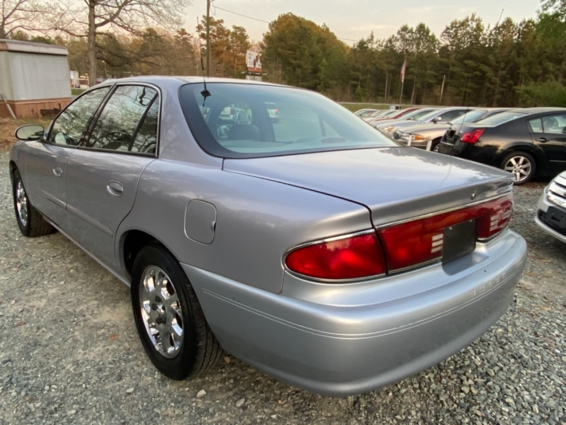 Buick Century 2005 price $3,700