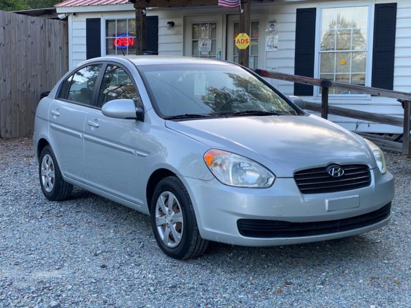 Hyundai Accent 2009 price $4,450