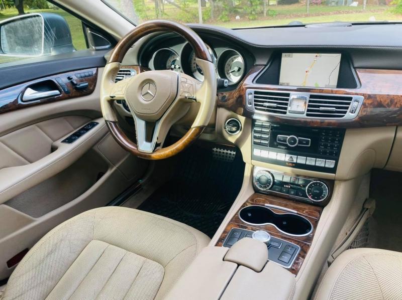Mercedes-Benz CLS-Class 2013 price $14,999