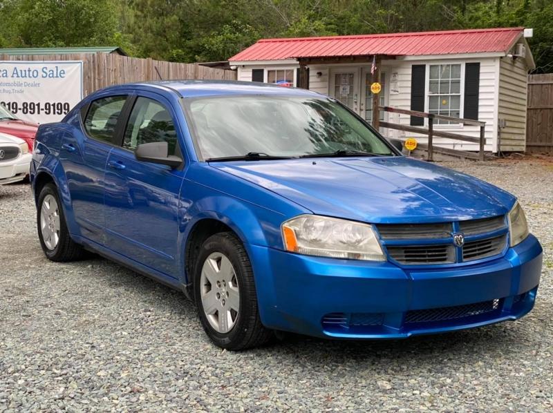 Dodge Avenger 2008 price $3,400