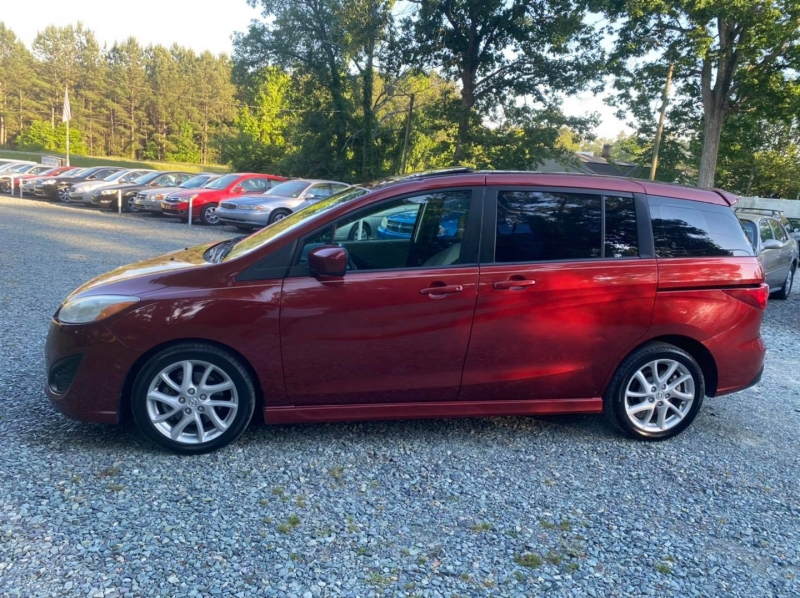 Mazda Mazda5 2012 price $3,995