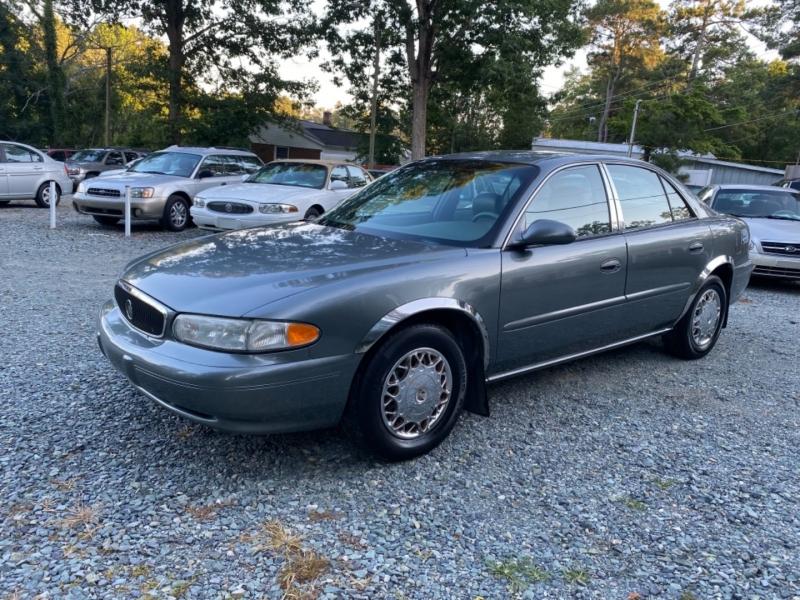 Buick Century 2004 price $1,995