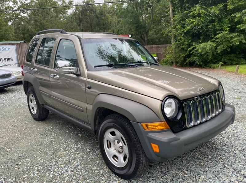 Jeep Liberty 2006 price $4,495