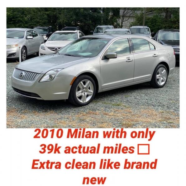 Mercury Milan 2010 price $7,995