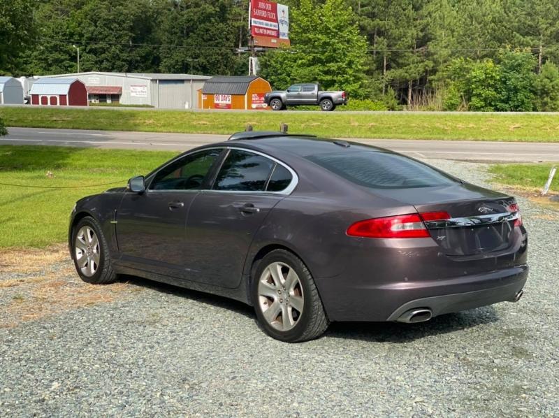 Jaguar XF 2009 price $9,995