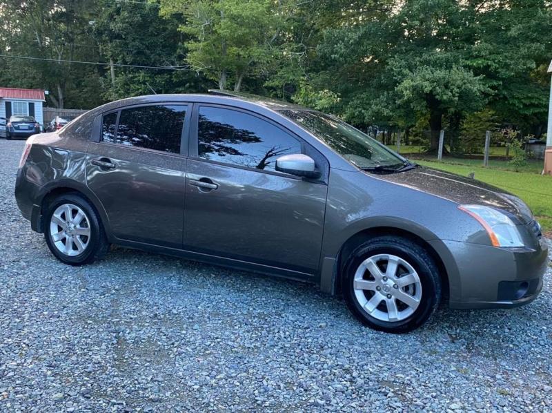 Nissan Sentra 2007 price $3,995