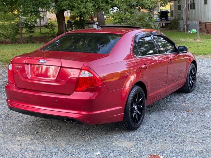 Ford Fusion 2010 price $6,995