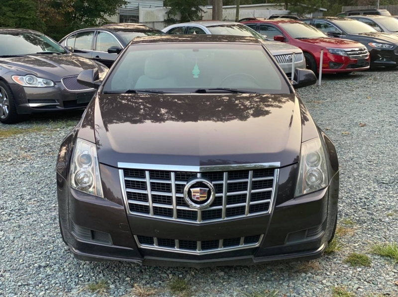 Cadillac CTS Coupe 2014 price $9,800
