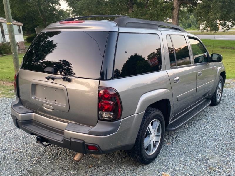 Chevrolet TrailBlazer 2005 price $5,500