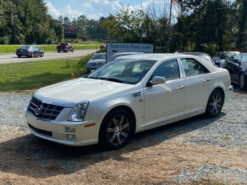 Cadillac STS 2009 price $8,995