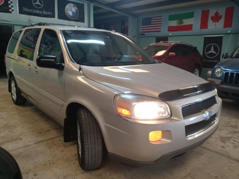 Chevrolet Uplander 2007 price $3,190