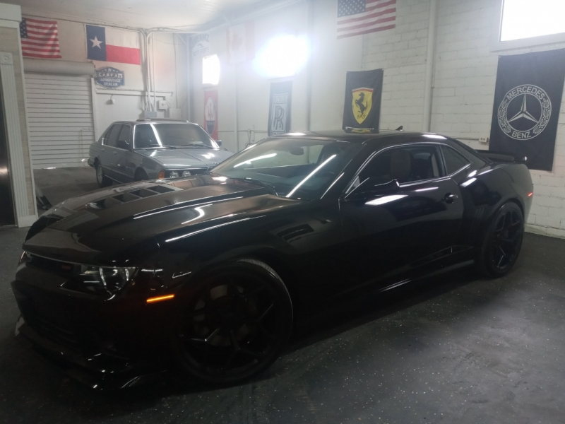 Chevrolet Camaro 2015 price $31,200
