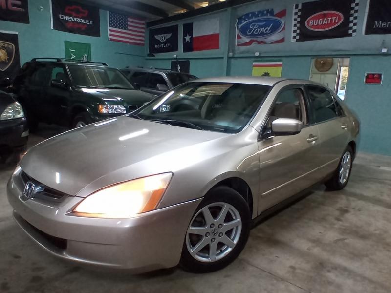 Honda Accord Sdn 2003 price $2,995