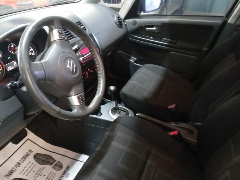 Suzuki SX4 2012 price $6,590