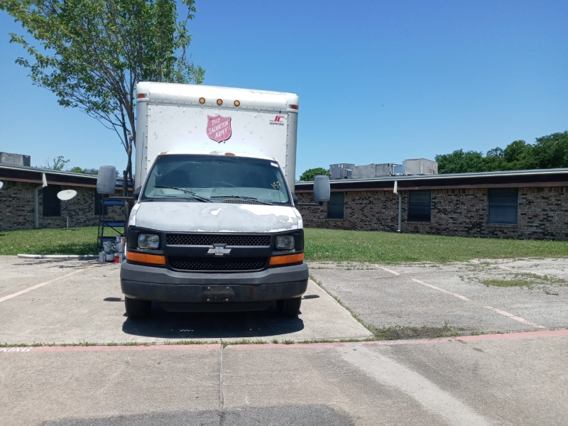 Chevrolet Express Commercial Cutaway 2008 price $7,995