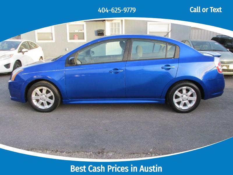 NISSAN SENTRA 2010 price $3,500