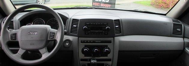 Jeep Grand Cherokee 2007 price $3,900