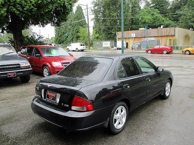 Nissan Sentra 2002 price $1,500