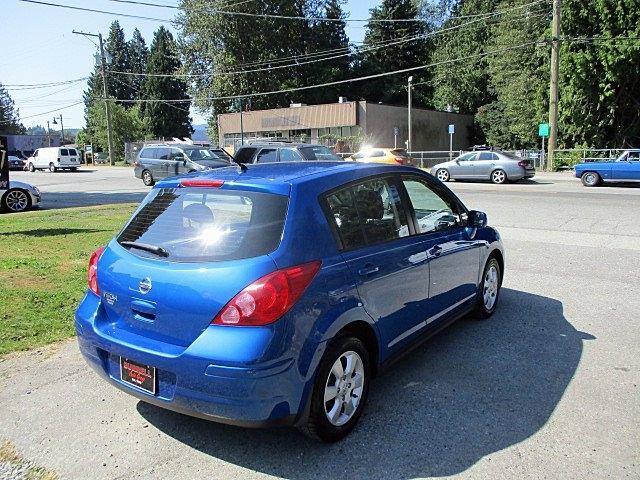 Nissan Versa 2007 price $1,900