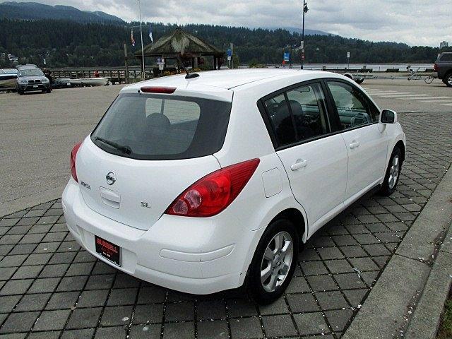 Nissan Versa 2008 price $4,500