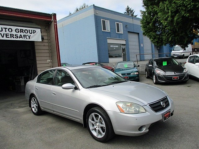 Nissan Altima 2002 price $1,500