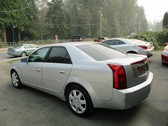 Cadillac CTS 2003 price $3,900